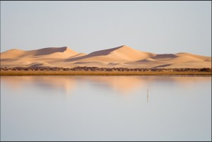 Le désert Algérie