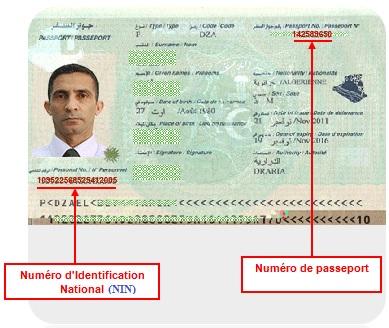 numéro national carte d identité française Votre carte nationale d'identité biométrique est elle prête